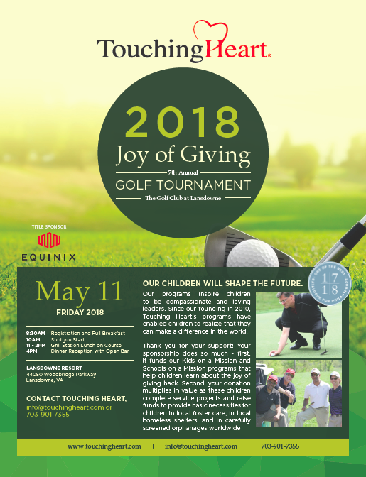 ... 7th Annual Joy Of Giving Golf Tournament June 1st, 2018 At Lansdowne  Resort And Make A Difference For Kids! Please Check Out Our Sponsorship  Brochure Or ...