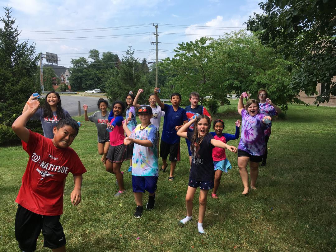 2017 Summer Service Camp