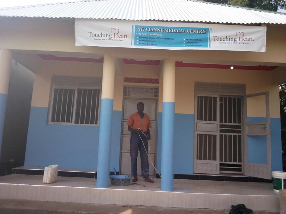St. Vianne's Clinic – Uganda